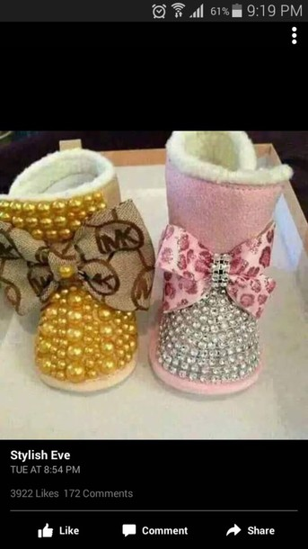 shoes baby boots