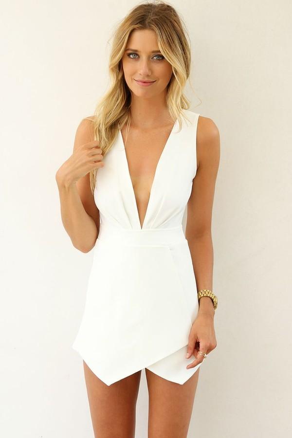 dress envelope dress white dress white envelope skirt jumpsuit romper