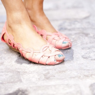 shoes sandals coral summer shoes classy