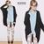 Sleeveless Denim Light-blue Vest [NCSVM0027] - $31.99 :