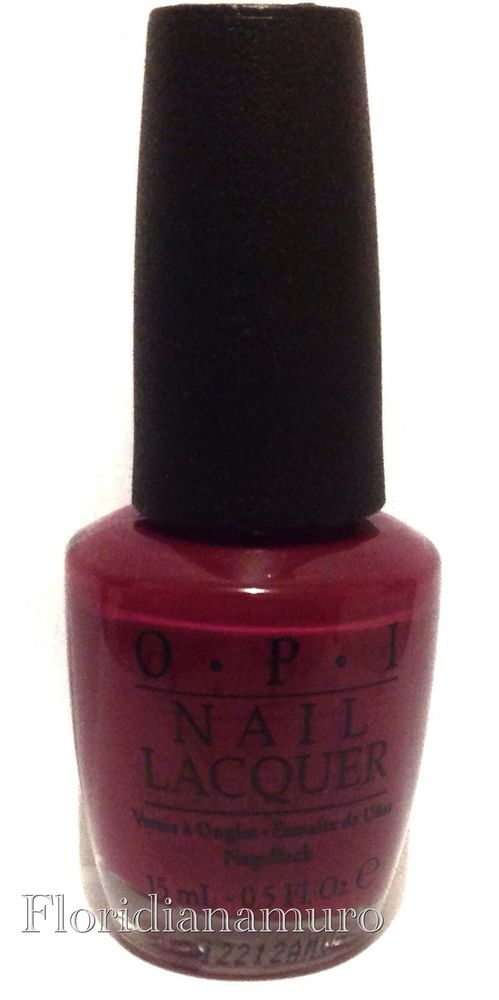 OPI Nail Polish Rare Casino Royale Full Size James Bond Skyfall ...