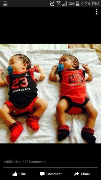 shirt baby jordans
