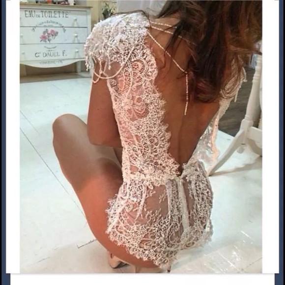 sun jumpsuit crochet summer outfits crochet crop top fashion bridal lingerie lace see through underwear lingerie lace lingerie