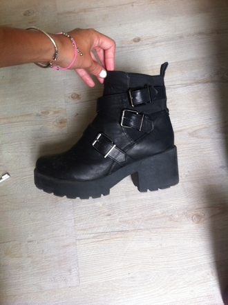shoes asos boots ankle boots biker boots