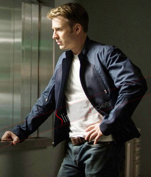 jacket, fashion, captain america, the winter soldier ...