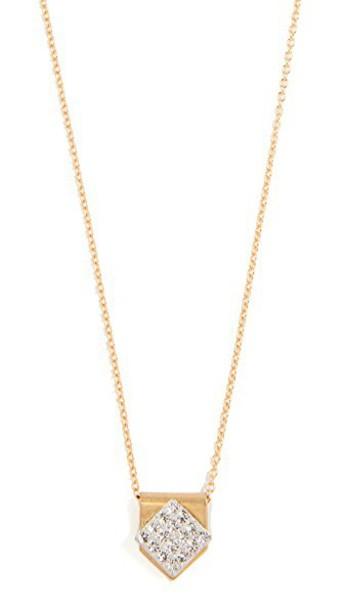 Sandy Hyun necklace gold jewels