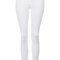 Tall moto white leigh jeans - tall - clothing