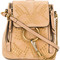 Chloé - mini faye backpack - women - cotton/calf leather - one size, nude/neutrals, cotton/calf leather