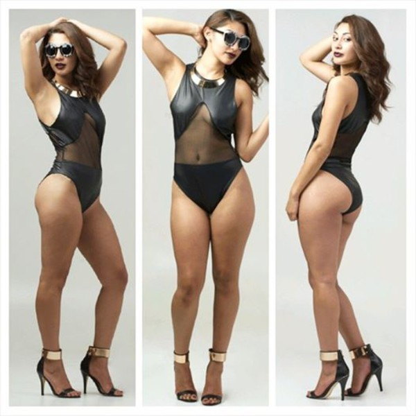 swimwear swimwear mesh mesh one piece swimsuit one piece black bikini black black swimwear shoes swimwear pattern tribal pattern sunglasses