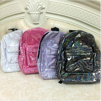 Aliexpress.com : Buy 4 Colors Hologram Backpack Stylish Holographic Colorful Laser Bling Schoolbag from Reliable laser football suppliers on Door2DoorShop