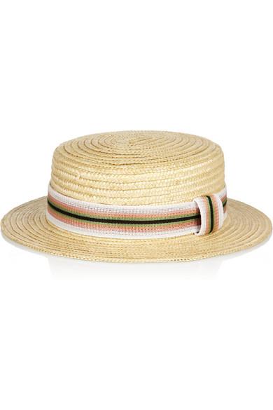 Missoni|Straw boater|NET-A-PORTER.COM