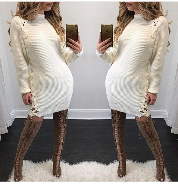 Dress outfit outfit idea fall outfits winter outfits summer outfits cute outfits date ...
