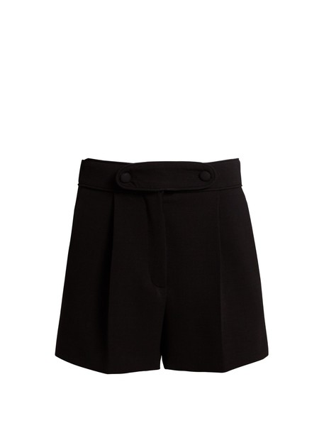 Valentino shorts high black