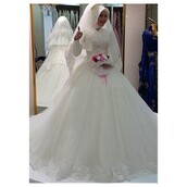 dress,arabic wedding dresses,wedding dress,muslim wedding dresses