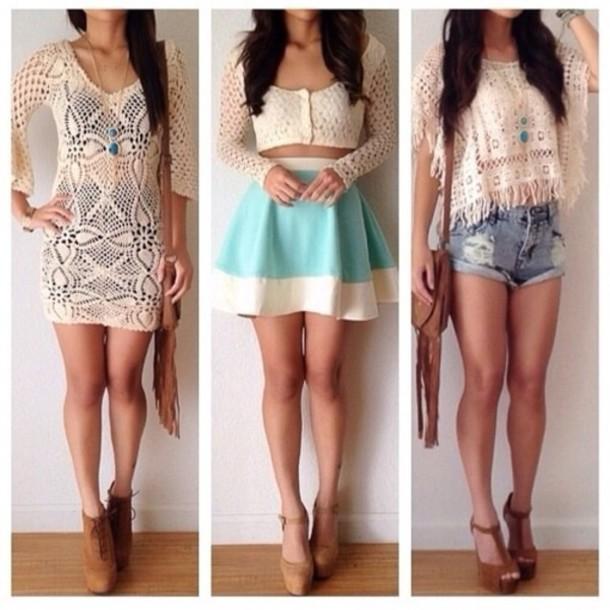 Summer dress highs rising