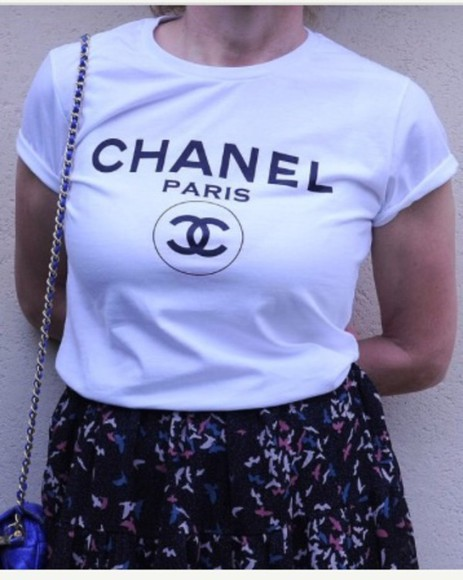 shirt chanel t-shirt chanel t-shirt chanel shirt vogue