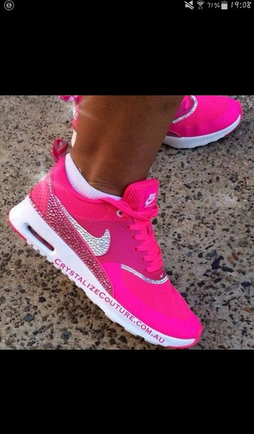 shoes nike shoes sports shoes pink shoes