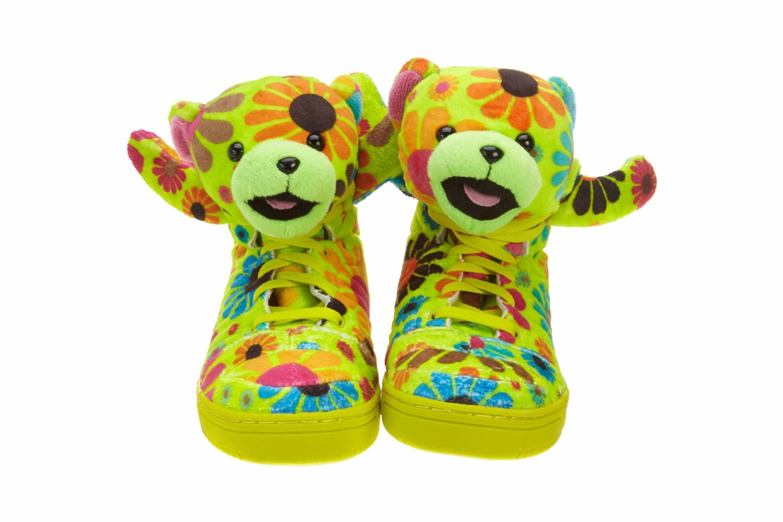 Amazon.com: jeremy scott bear men's boots: clothing