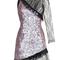Single sleeve sequin mini dress | moda operandi