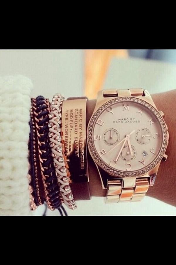 jewels watch watch marcjacobs watch