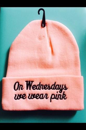 hat mean girls