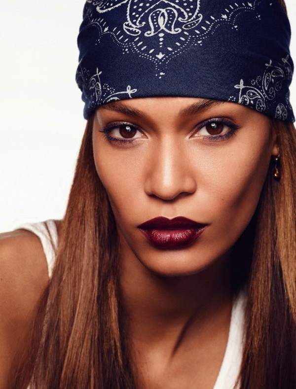 hair accessory bandana print joan smalls