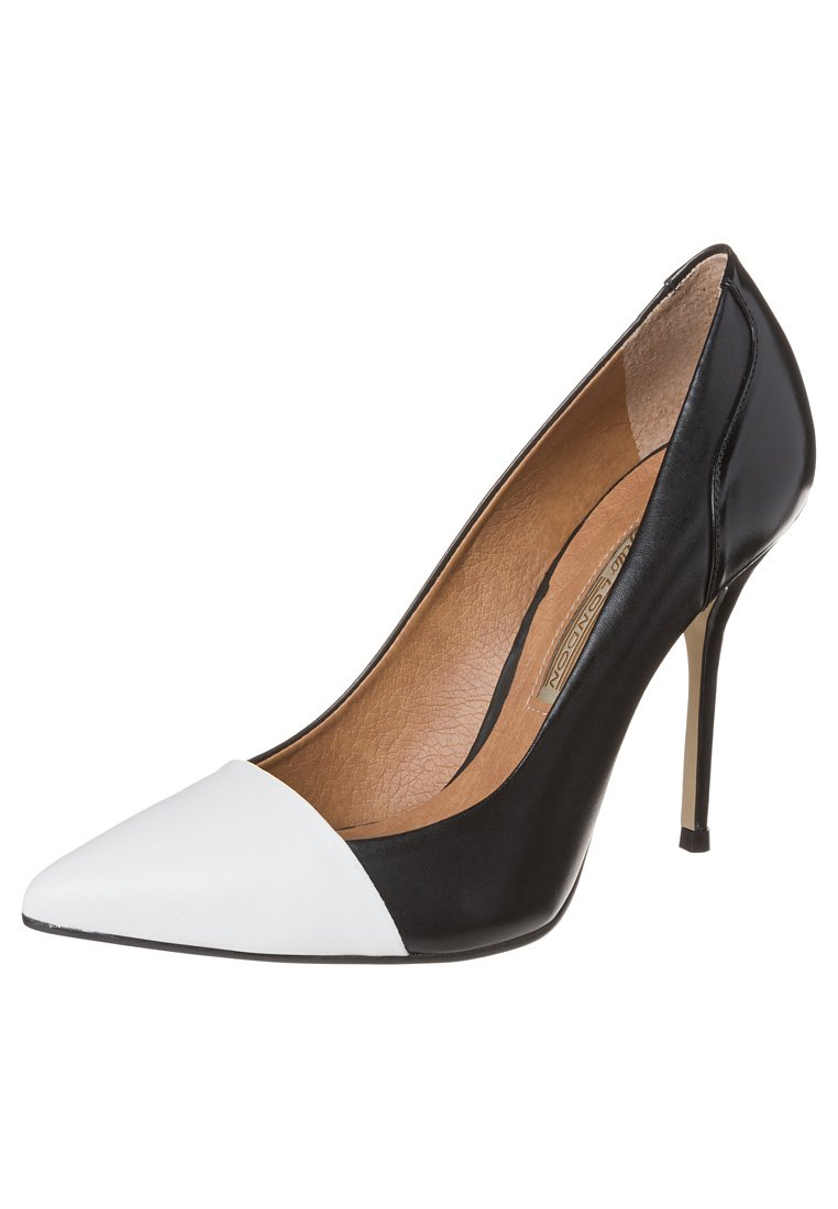 Buffalo High Heel Pumps - black/white - Zalando.de