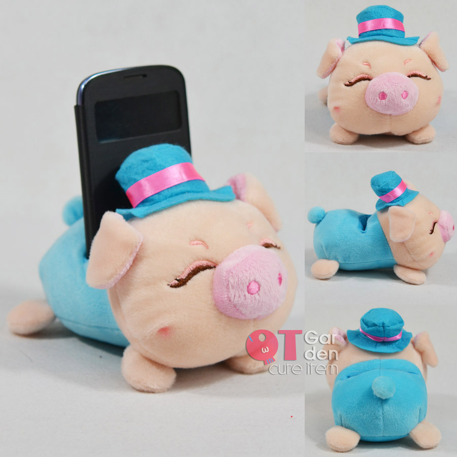 Cute Wedding Bridegroom Pig Mobile Phone Holder Lovely Plush Animal Phone Set Case~QPH 014-in Stuffed & Plush Animals from Toys & Hobbies on Aliexpress.com | Alibaba Group