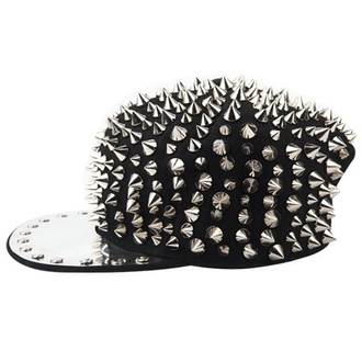 hat spikes korean kpop swag kstyle korean style korean fashion boy