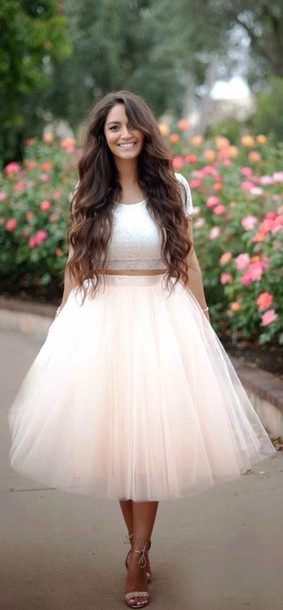 t-shirt skirt tulle skirt midi crop tops tutu lace top louboutin prom dress gown