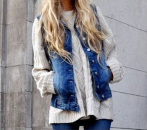 jacket denim jacket white