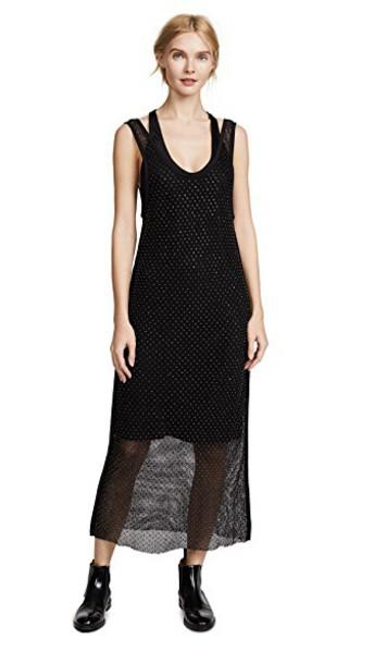 Rag & Bone dress black