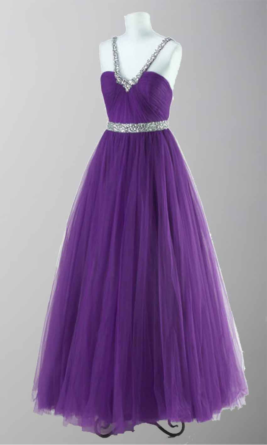 V-Neck Long Tulle Sequin Prom Dress KSP109 [KSP109] - £115.00 : Cheap Prom Dresses Uk, Bridesmaid Dresses, 2014 Prom & Evening Dresses, Look for cheap elegant prom dresses 2014, cocktail gowns, or dresses for special occasions? kissprom.co.uk offers various bridesmaid dresses, evening dress, free shipping to UK etc.