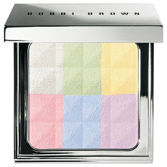 make-up glowy skin dewy rainbow highlighter rainbow highlighter glowy bobby brown
