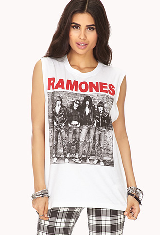 Ramones Muscle Tee | FOREVER21 - 2000092963