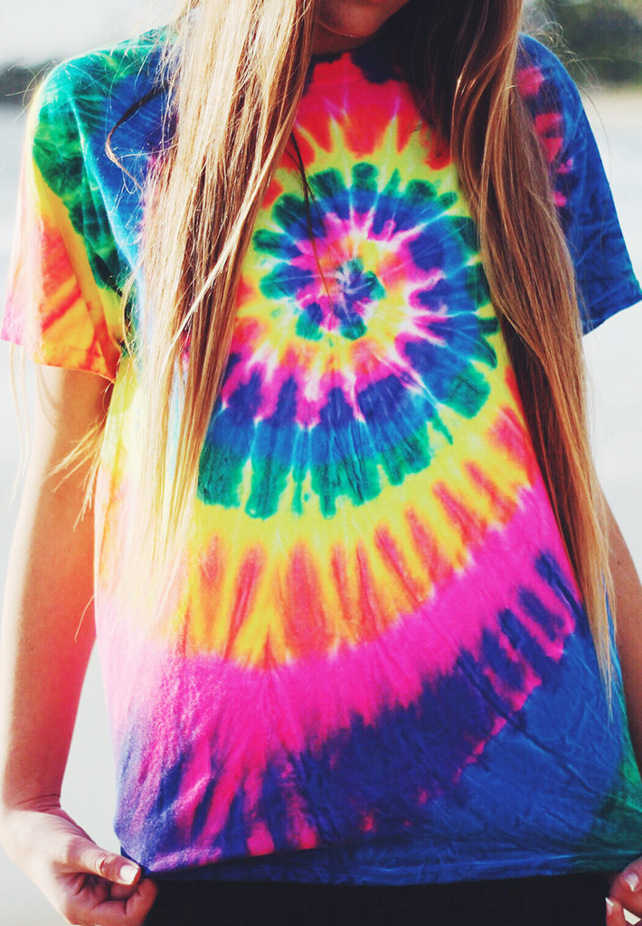 Unicorn tie dye t shirt for Making a tie dye shirt