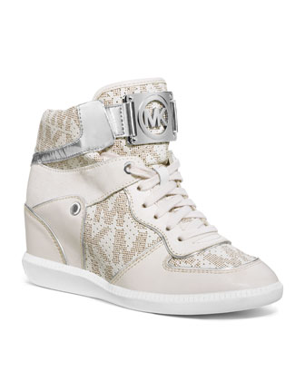 MICHAEL Michael Kors  Nikko High-Top Sneaker - Michael Kors