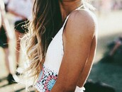 shirt,mylifeaseva,white,blue,coachella,hippie,pink