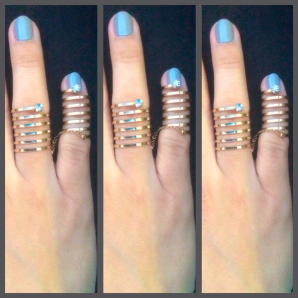nail accessories forever 21 jewels