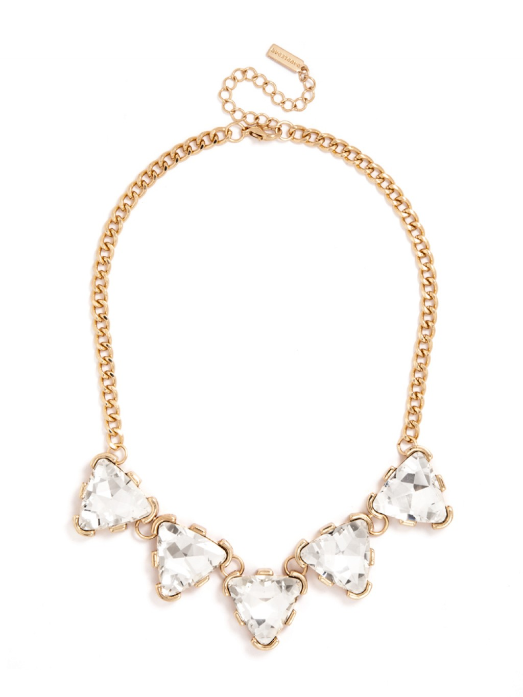Crystal Triad Collar
