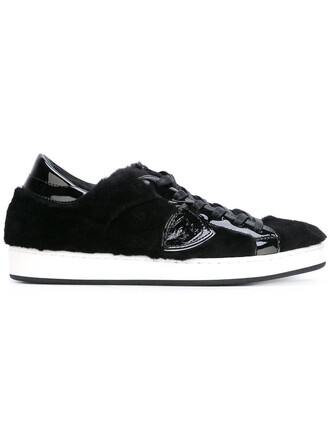 women lakers classic sneakers leather cotton black shoes