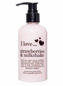 I Love Strawberry Milkshake Body Lotion 250 ml UNI79 | eBay