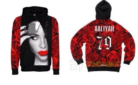 Aaliyah rose hoodie · gvmbino co. · online store powered by storenvy