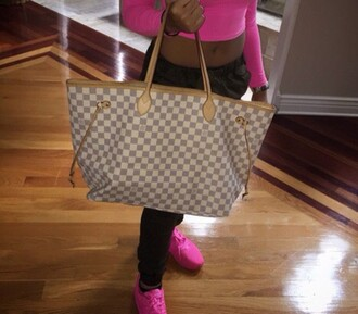 bag designer bag louis vuitton louis vuitton bag checkered tote bag