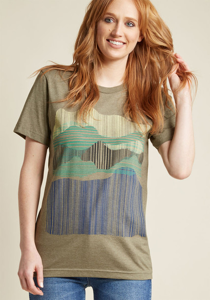 Supermaggie graphic tee top