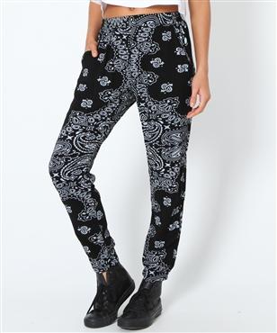 FOX BANDANA BEACH PANT | Pants   Leggings | Clothing | Shop Womens | General Pants Online