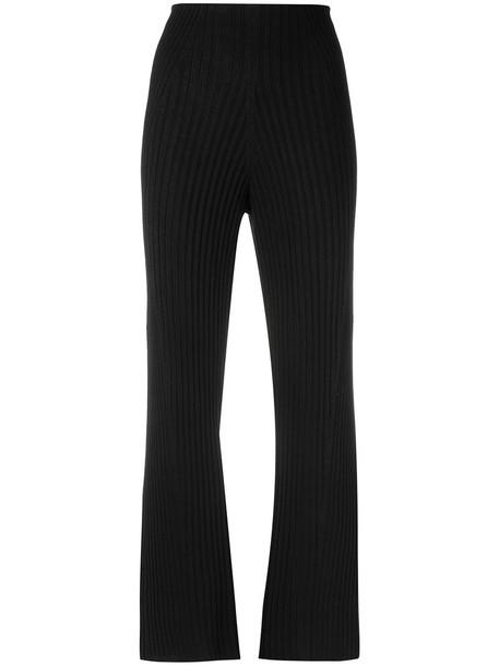 OSKLEN women black pants