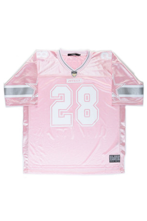PARIS 28 ATHLETIC BIG TEE / L/PINK - JOYRICH Store