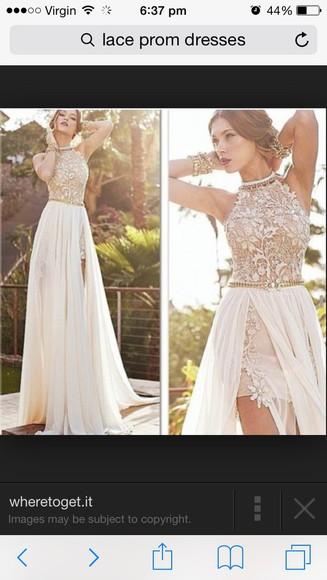 sequin dress white dress white white prom dress white lace dress lace dress lace wedding dresses lace prom dress seqins sequin prom dresses long prom dresses long dress tumblr outfit tumblr dress