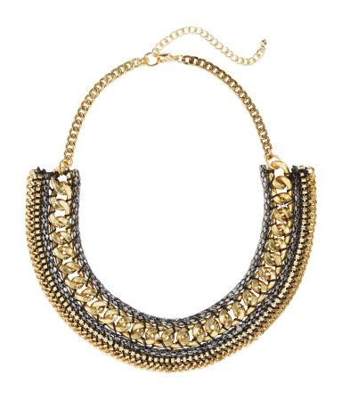 H&M Short necklace £9.99